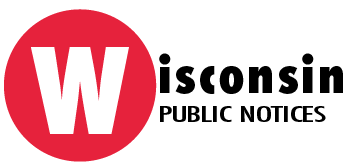 Wisconsin Public Notices Logo